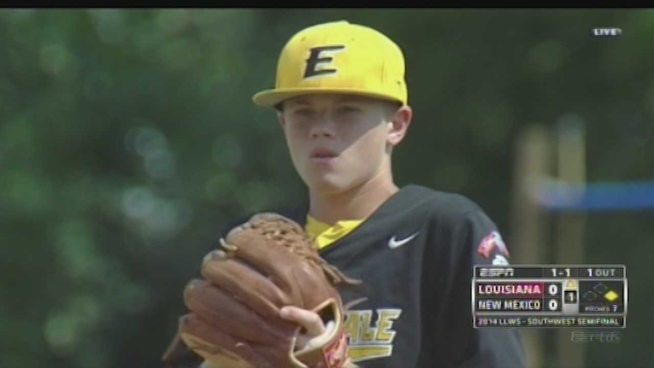 Albuquerque's Eastdale All-Stars were out to make history and end New Mexico's drought in the Little League World Series.