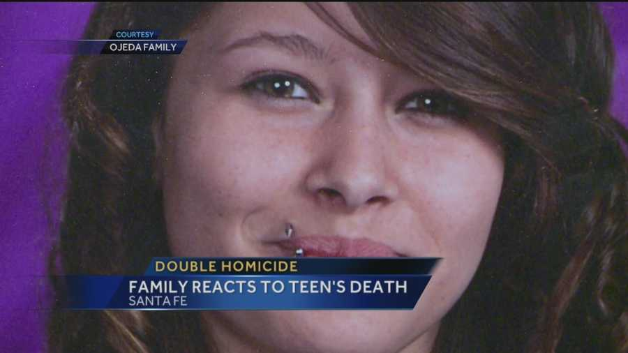 Tonight, Investigators say the deaths of two teenager in Santa Fe, are homicides.