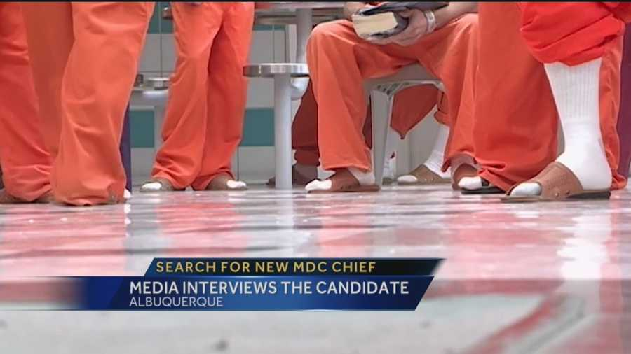 The chief of the Metropolitan Detention Center resigned more than six months ago, and the jail is still looking for a replacement.