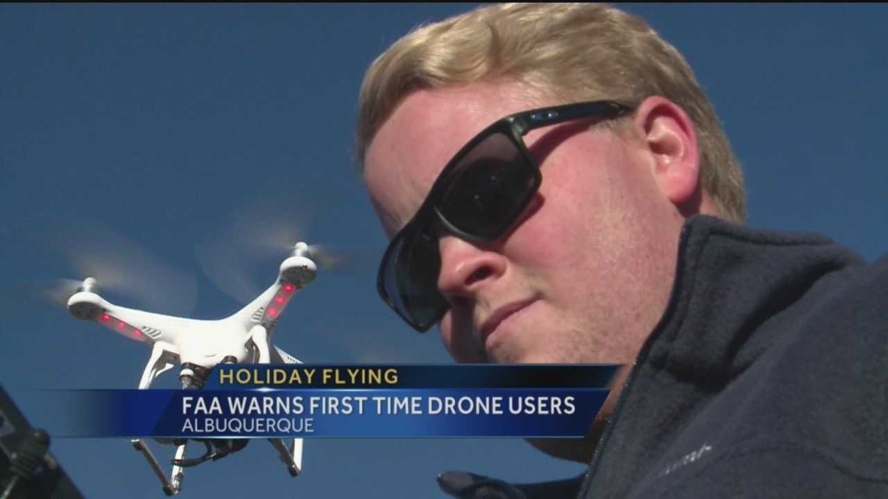 Drones are getting more popular all the time, and they're expected to be a hot Christmas item. Now the FAA is warning people, these gadgets can pose a threat. Action 7 News reporter Matt Howerton explains what you need to know before sending a drone into the sky.