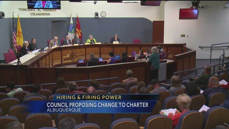 Some Albuquerque city councilors want more of a say.