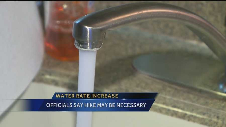 Last week, KOAT Action 7 News learned the Water Authority wants to increase your rates -- and there's another planned rate hike coming in 2017.