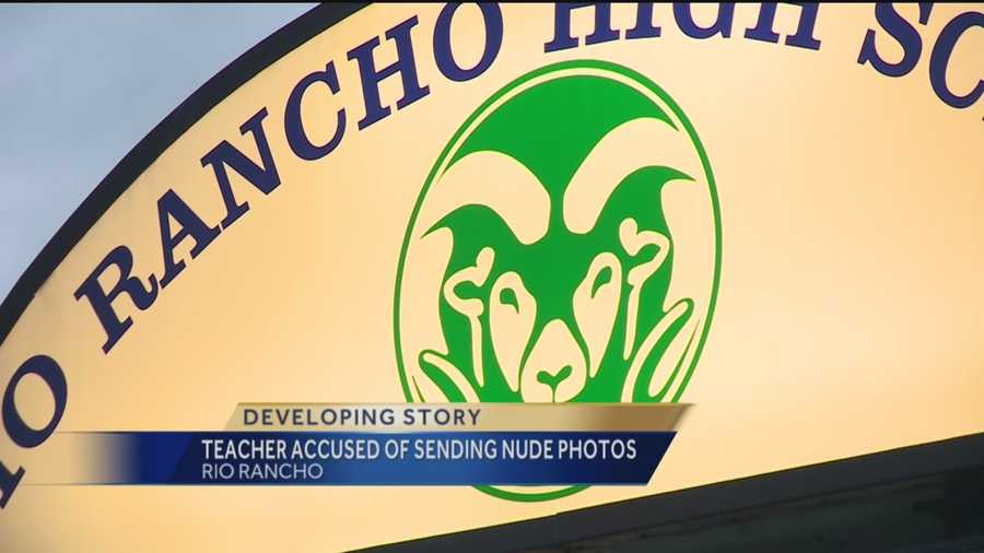 Rio Rancho police are investigating a report of what they're calling improper actions at an area high school.