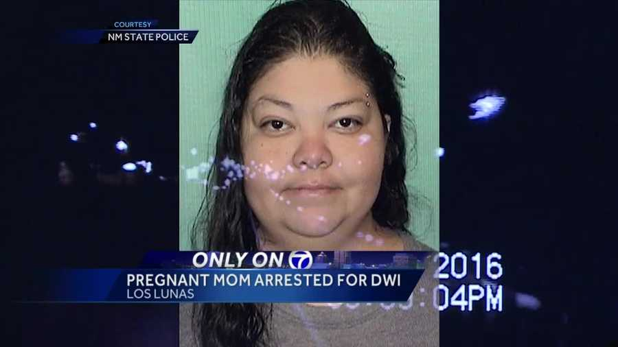 Seven months pregnant, and nearly three times the legal limit. State police say that's not the only shocking thing about this woman's arrest.
