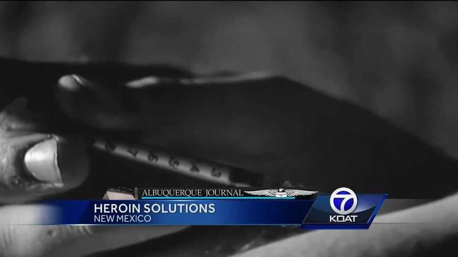 New Mexico is scrambling to deal with heroin over doses in the state.