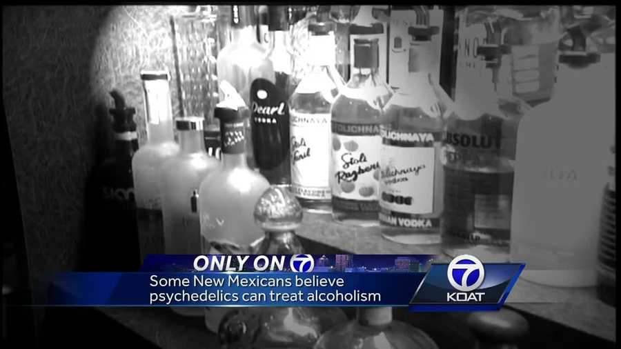 Some New Mexicans believe psychedelics can treat alcoholism.