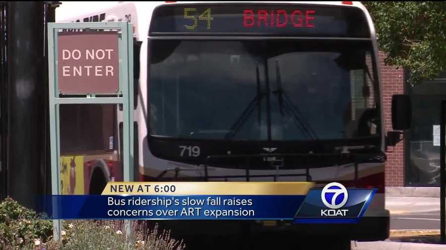 Ridership on the Central Routes, 766 and 66 peaked in 2012, and while the drop since hasn't been huge, it's enough to raise concerns about potential ART expansion.