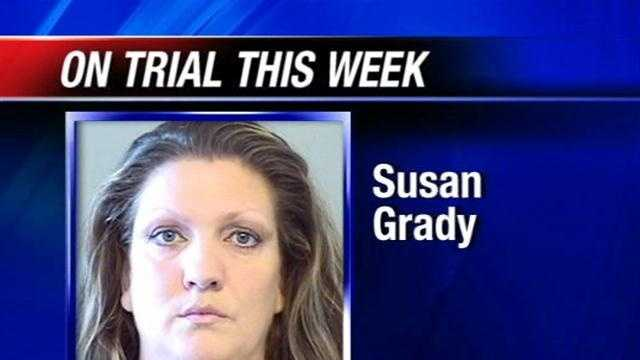 The trial for Susan Grady could begin soon.  Grady's son died in 2009 from diabetes complications.  Prosecutors say Grady didn't seek medical help for her son.  Grady says she believed the power of prayer would save her son.