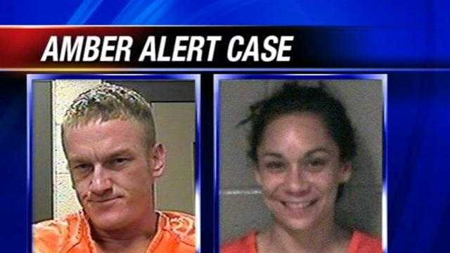 The man who police say kidnapped his daughter and triggered an Amber Alert could face a judge this week.