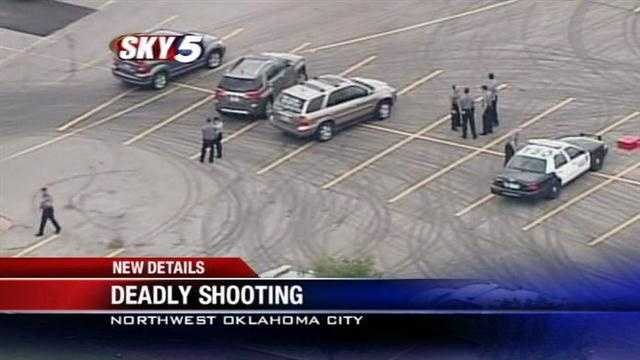 One man is dead, shot at a metro Target parking lot. KOCO's Carla Wade has the 10 p.m. update.