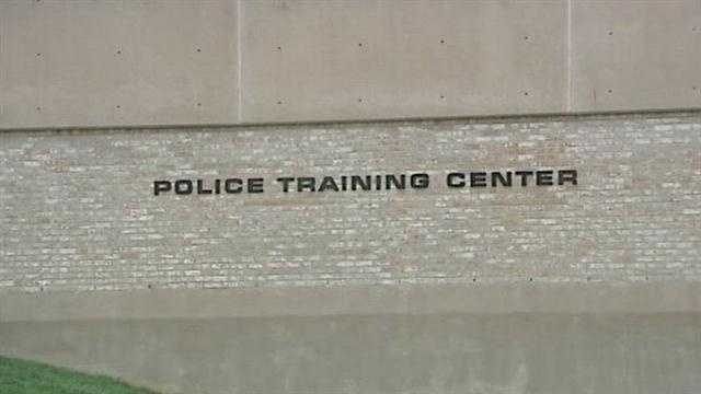 An Oklahoma City Police recruit is critically injured after a training accident.  KOCO's Michael Seiden reports.