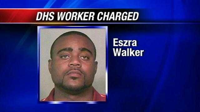 Probationary Department of Human Services employee Eszra Walker could face additional charges in a lewd acts case involving girls in his custody.