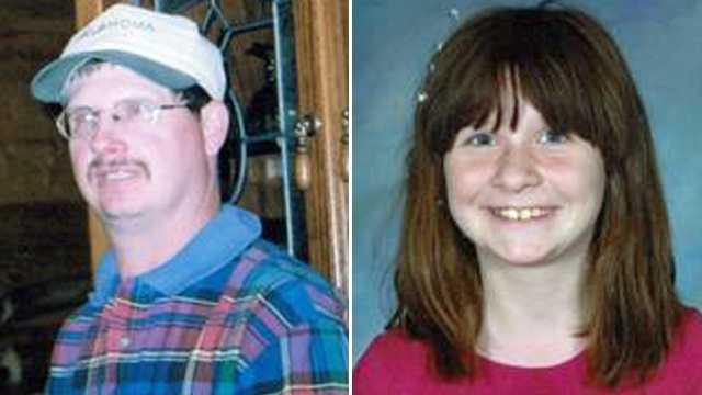 Police are searching for Albert Pireratt (left) and McKayla Pieratt (right).