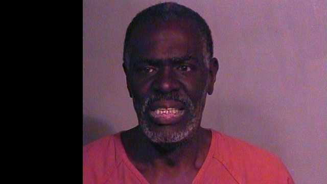 Clifford Eugene Anderson, 59, was arrested after he ran naked and screaming through downtown Oklahoma City, police said. Click here to learn why.