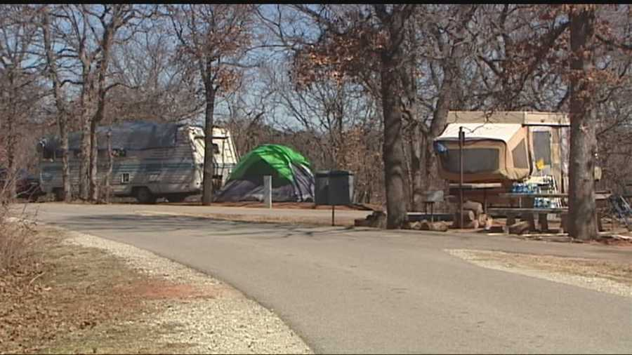 Residents of Lake Arcadia will have to start changing campsites every two weeks after a recent vote to change the rules.