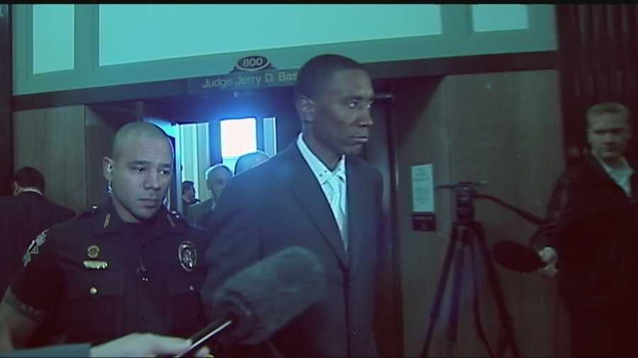 A former high school basketball coach was found guilty in the rape of a student Friday.