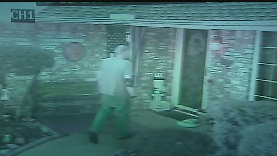 Police looking for thieves who stole a medication shipment from a family's front porch.