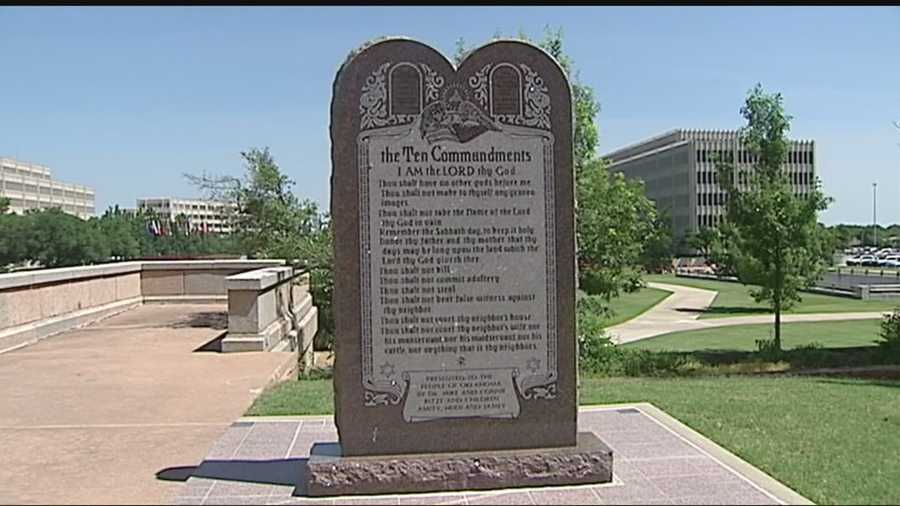 An Oklahoma state representative filed a constitutional amendment Monday for the 2016 legislative session to remove the language that formed the basis for the ruling that stated that the 10 Commandments monument had to be removed from state Capitol grounds.