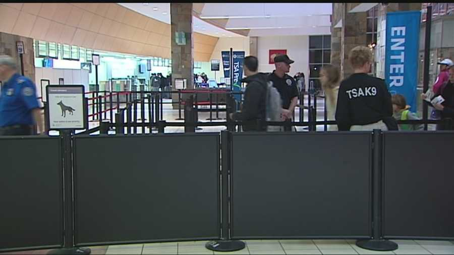 Security at Will Rogers World Airport is high right now. It's that way across the country due to the state department's travel alert because of the Paris attacks. KOCO's Markie Martin has more on the alert.