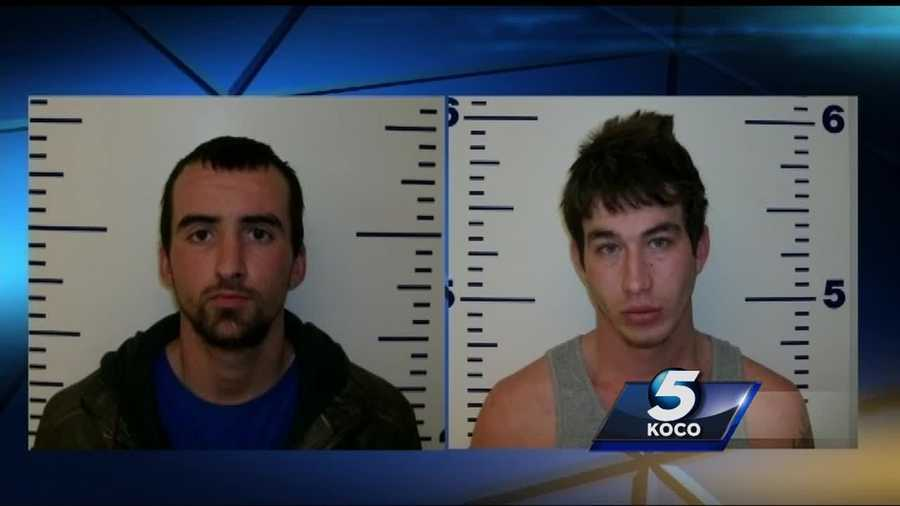 Guthrie police have made arrests in the attack and robbery of a disabled man earlier this week. Others may be involved, police say.