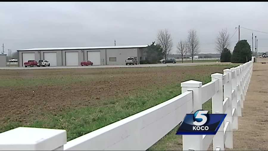 Oklahoma City residents say a smell that they believe is caused by a farming technique is making them sick.