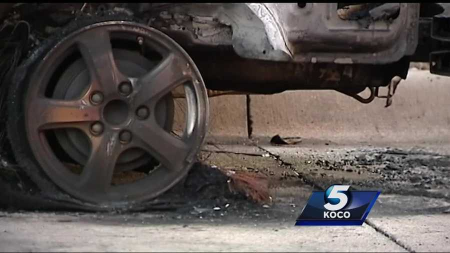 Many Norman residents were the victims of vandalism over the weekend, many saying someone shot out their car windows. One man's car was set on fire.