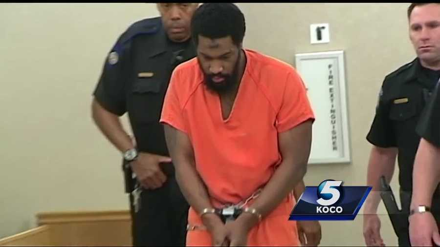 The man investigators said beheaded a woman at a Moore food plant stood before a judge Friday. Alton Nolen admitted to the attack and said he wants the death penalty. But the judge is not ready to fully accept Nolen's plea just yet.