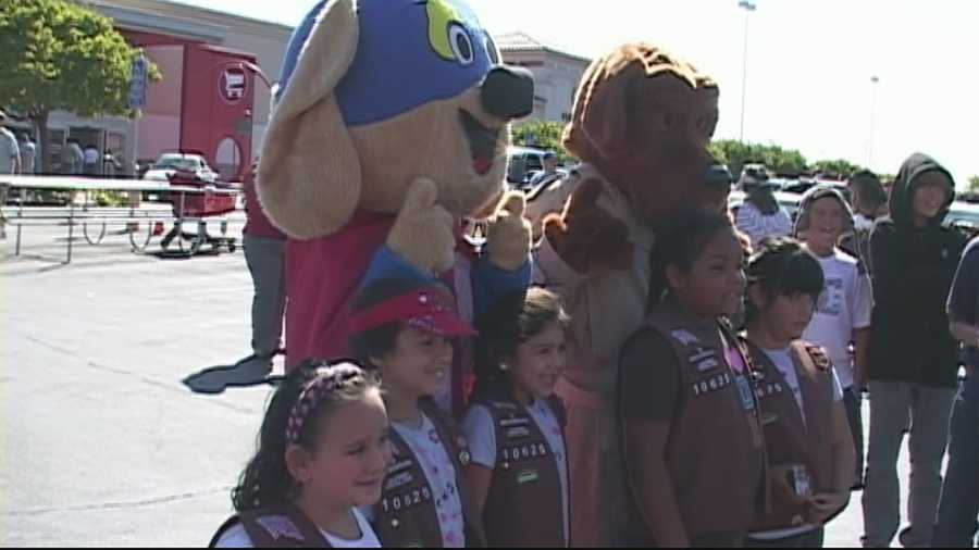 Thousands of communities across the country and here on the Central Coast gathered for National Night Out on Tuesday.