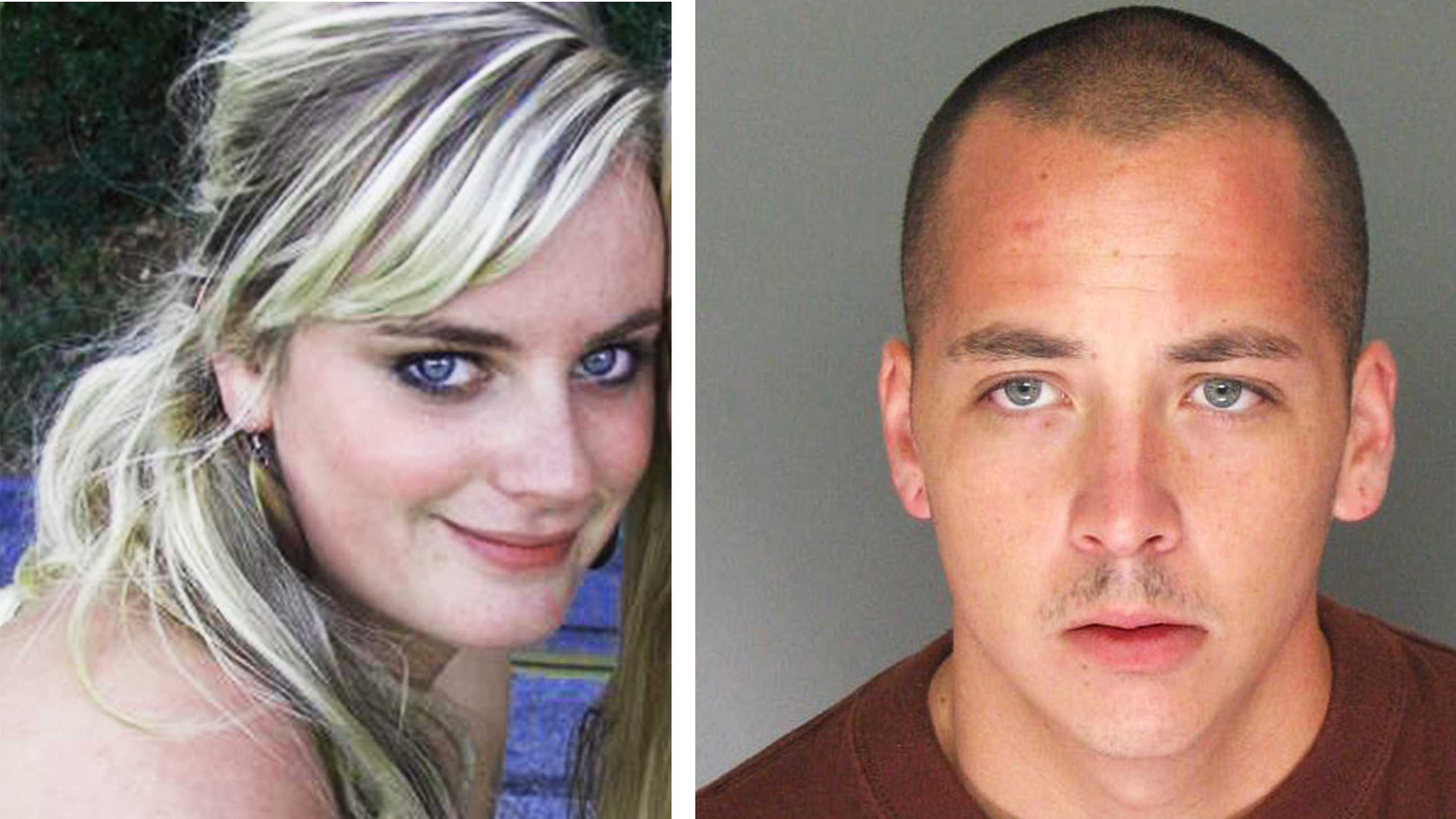 Lauren Michelle Lotz, left, and Mitra Osho Orescan, right, are being sought by Santa Cruz police.