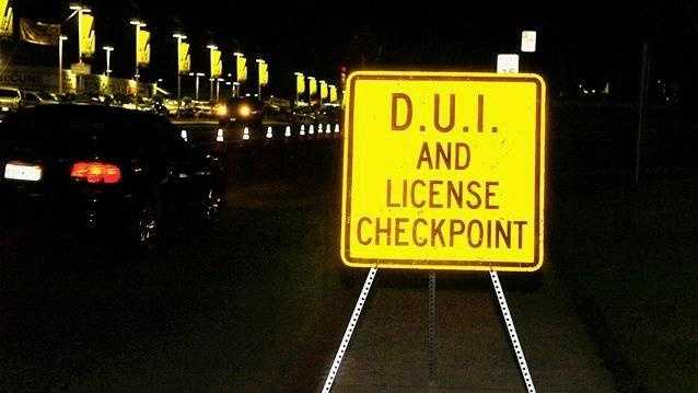 DUI increase in Monterey County