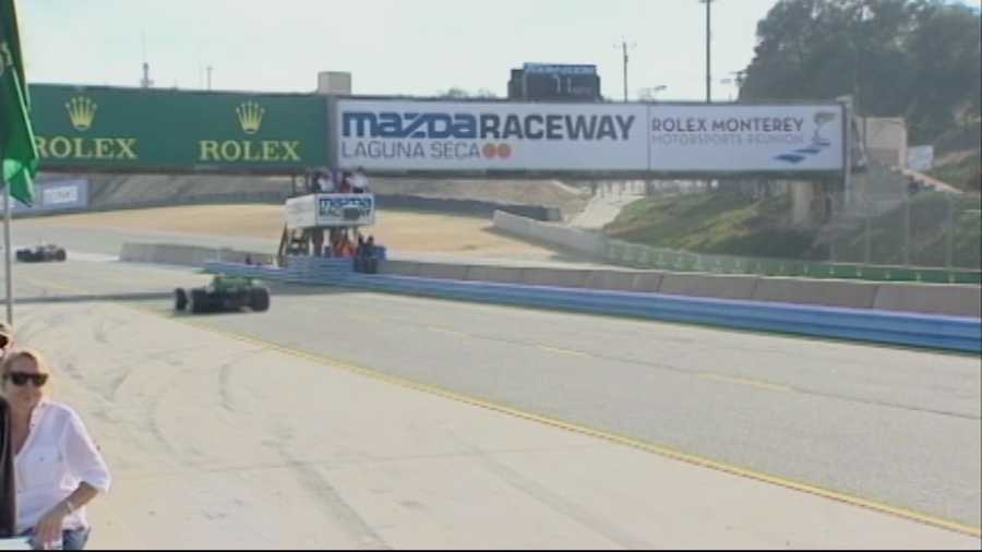 Mazda Raceway at Laguna Seca is regarded by many as one of the top-5 road-style racetracks in the world.