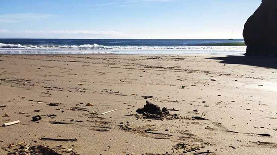 Syringes found at Seabright State Beach