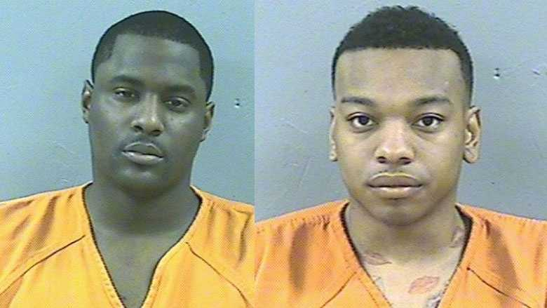 Monyette Quintel Jefferson and Terence Dale Jenkins