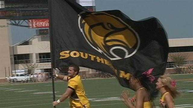 In 2011, the Southern Miss football program celebrated their best season in school history.  In 2012, they celebrated their worst.