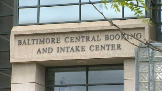 Baltimore Central Booking and Intake Center