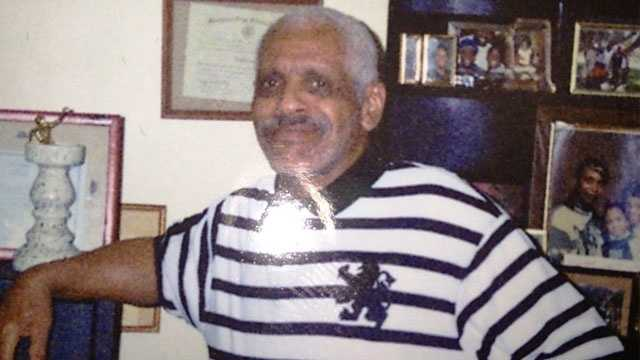 Baltimore County police said 68-year-old Gary Booker, of the 2600 block W. Park Drive in Woodlawn, went missing at about 9 a.m.