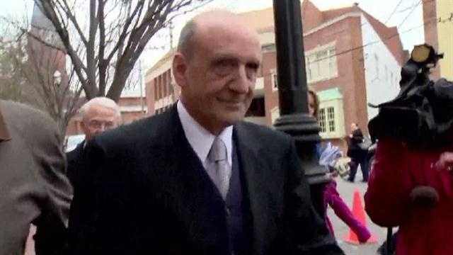 Anne Arundel County Executive John Leopold decides to opt for a trial by judge, forgoing the jury process.