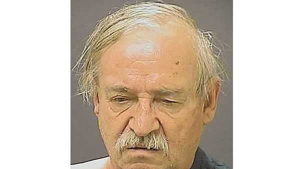 Authorities say 63-year-old Lukasz Szkiluk was arrested in connection with the fatal shooting of his wife.