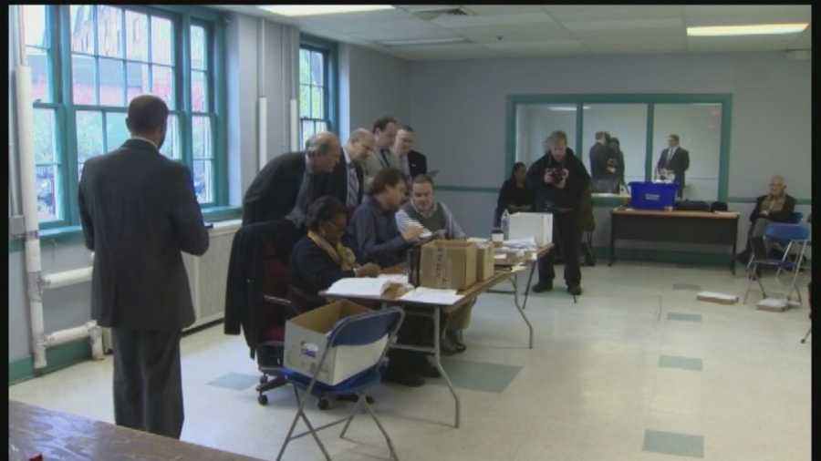 Annapolis' next mayor will be decided soon as absentee ballot counting continues.