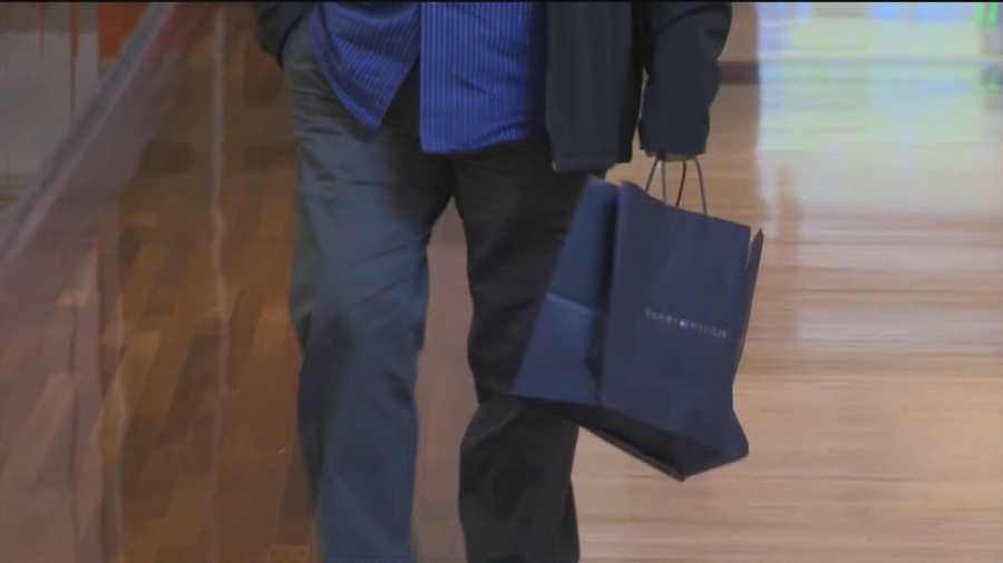It's that time of year again when shoppers hit the area malls in droves trying to find the perfect gifts for family and friends and with all that shopping for most people their minds might not be thinking of keeping safe.