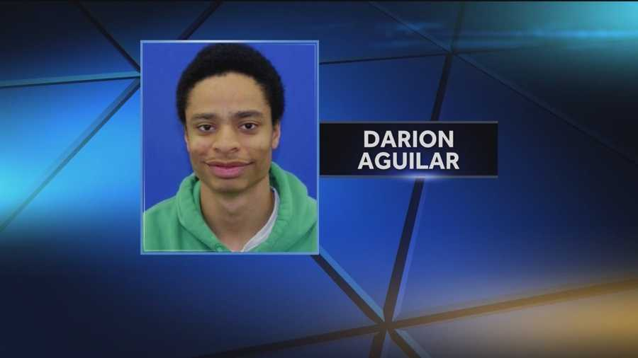 As authorities continue their investigation into the fatal Columbia Mall shooting, the gunman's motive remains unclear. Police have learned the missing persons report on 19-year-old Darion Aguilar came from his mother at about 1:40 p.m. Saturday after he did not show up for work.