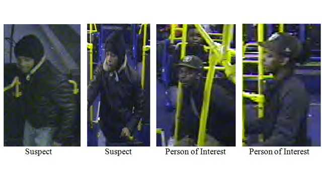 Anyone with information on the identity of these people is asked to contact MTA police Detective Jones at 410-454-1630 or the MTA police 24-hour line at 410-454-7720.