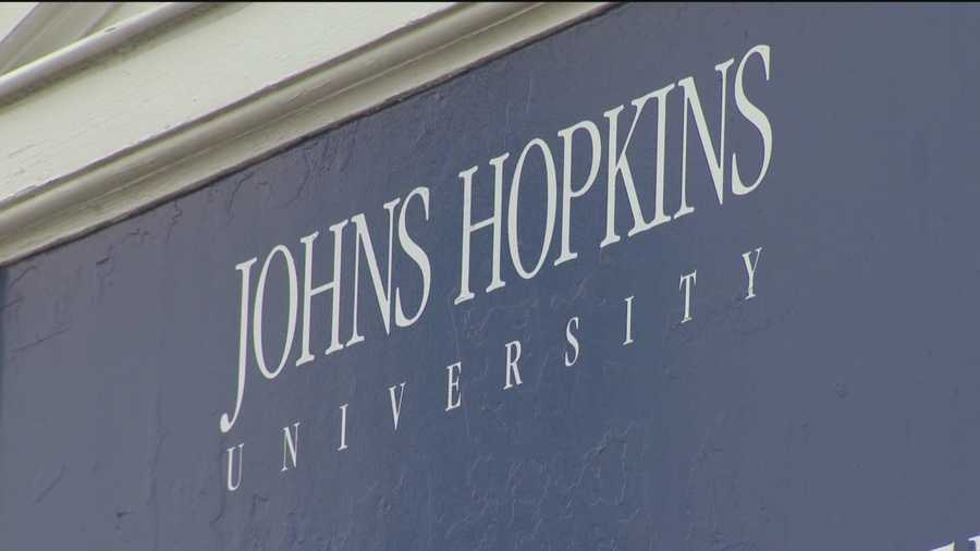 Johns Hopkins University announced Friday that it's investing a half million dollars over the course of five years to offer paid internships to Morgan State University students.