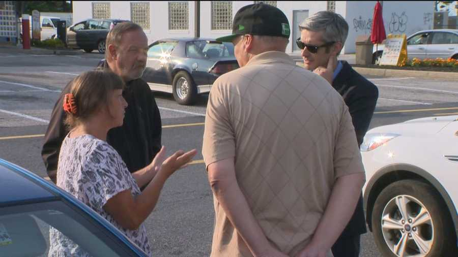 Friends of a homeless man killed in a Dundalk hit-and-run earlier this month tell 11 News they are hoping the driver is caught as police release more information about the case.