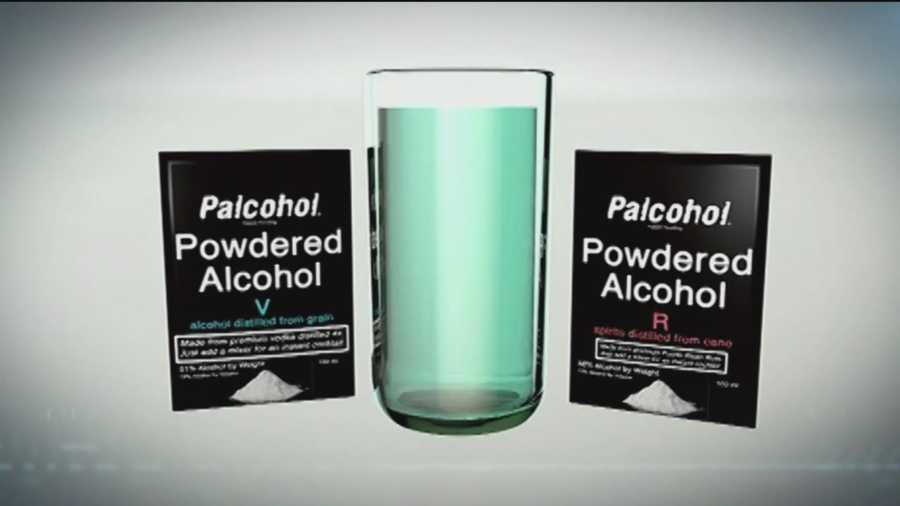A new product will hit liquor stores this summer that's causing quite a bit of controversy. It's called Palcohol -- powdered alcohol -- and some experts say it should be banned.
