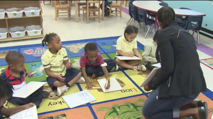 Baltimore City is still looking a few more good teachers just weeks before the first day of school and they're hoping to hire some of those prospects from a pool of first year recruits.