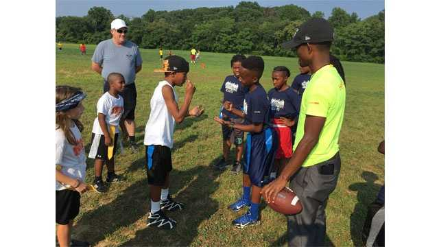 Baltimore Social will kick off its flag football league for youth, ages,6-11, Tuesday at Herring Run Rec Center.