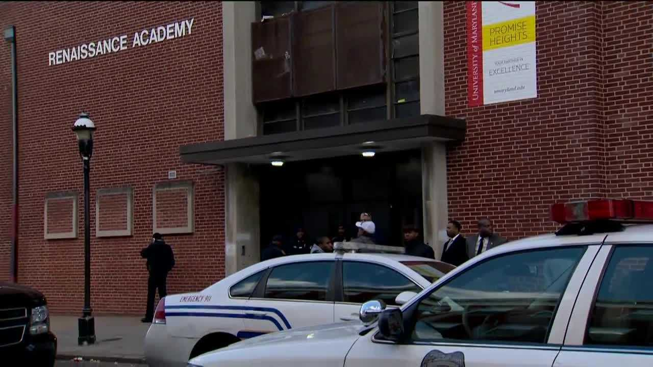City school administrators are looking for ways to bring the community closer together to talk safety and the possible role of school police following the stabbing of one student by a fellow classmate at Renaissance Academy High School, which is closed on Wednesday.