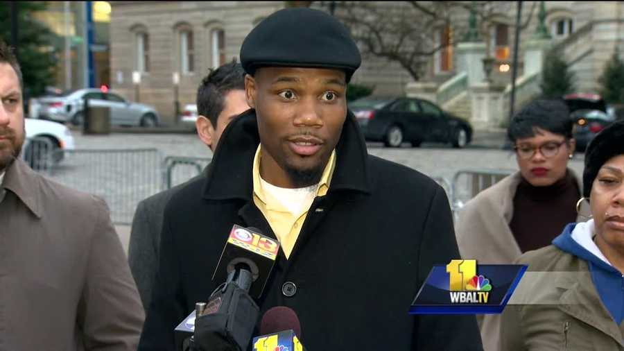 A Baltimore minister was found not guilty of damaging a pickup truck during demonstrations in September. City police said they captured Westley West on video leading a September protest after motion hearings in the Freddie Gray case. But a jury took just 15 minutes to acquit West.
