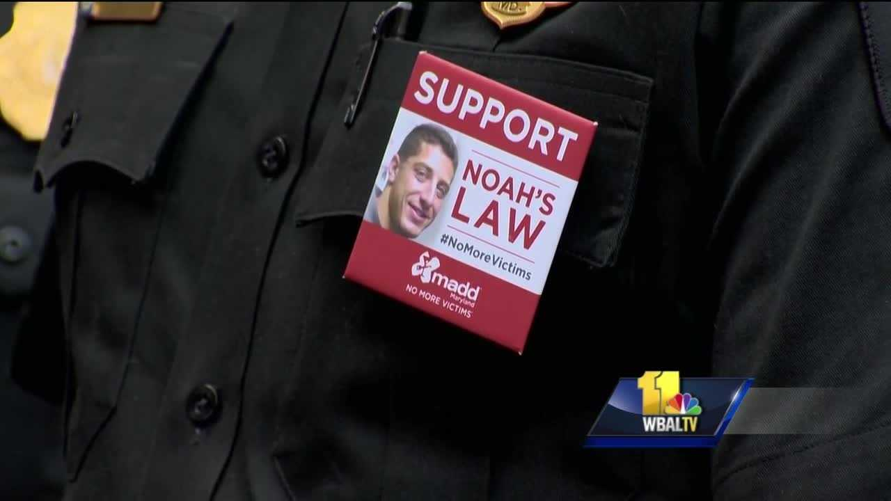 Many lawmakers in Annapolis have been lobbied by supporters of Noah's Law, which would expand use of interlock ignition systems for those convicted of drunk driving.